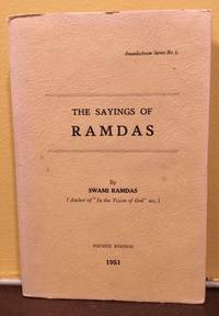 THE SAYINGS OF RAMDAS