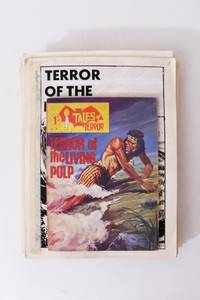 Tales of Terror Picture Library: Terror of the Living Pulp - Suite of Original Art
