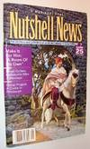 """image of Nutshell News Magazine - For Creators and Collectors of Scale Miniatures, June 1995 - """"A Medieval Feast"""""""