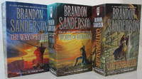 The Stormlight Archive by Brandon Sanderson 3 BOOK COLLECTION SET - BRAND NEW