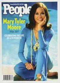 PEOPLE Mary Tyler Moore 1936-2017: Celebrating the Life of a TV Pioneer by The Editors Of People - 2017-01-28
