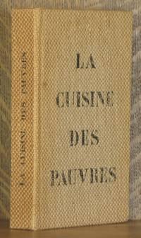 LA CUISINE DES PAUVRES