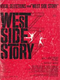 """Vocal Selections from """"West Side Story"""" by  Leonard Bernstein - Paperback - from Chisholm Trail Bookstore (SKU: 19175)"""
