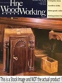 TAUNTONS FINE WOODWORKING MAGAZINE; DECEMBER 1993; NO. 103