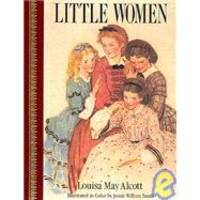 Little Women: Children Classics (Children's Classics Series) by Louisa May Alcott - Hardcover - 1988-04-09 - from Books Express (SKU: 0517634899n)