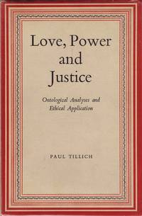 Love, Power and Justice