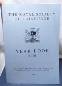 Royal Society of Edinburgh Year Book 2001, The.