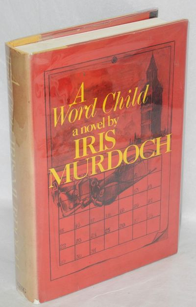New York: The Viking Press, 1975. Hardcover. 391p., very good first US edition in quarter-cloth boar...