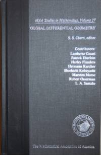 image of Global Differential Geometry