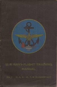 image of U.S. Navy Flight Training Manual; No. 1 C.A.A. -W.T.S. Elementary