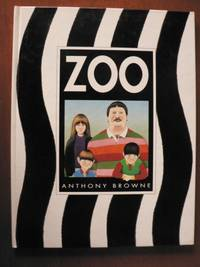 Zoo by Anthony Browne - 1992