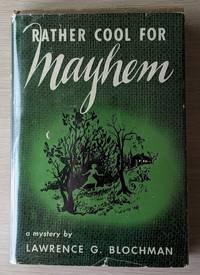 Rather Cool for Mayhem (Signed)