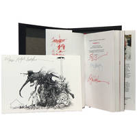 image of Fahrenheit 451 [Signed, Lettered, with a Steadman Lithograph]