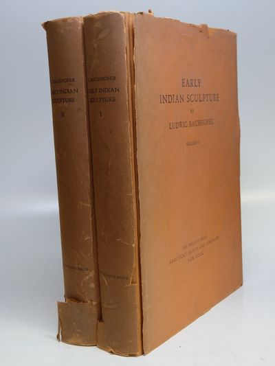 New York: Pegasus, 1929. First. hardcover. near fine/poor. Illustrated with 161 fine collotype plate...