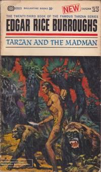 image of Tarzan and the Madman (Series: Tarzan 23.)