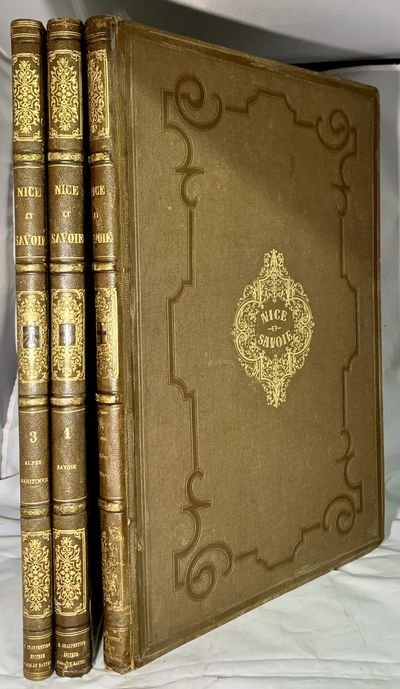 Paris: Henri Charpentier, 1864. First edition. Hardcover. Publisher brown leather spine and brown cl...