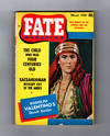 image of Fate Magazine - True Stories of the Strange and The Unknown / March, 1956.  Jadoo, Catherine de Medici, Visions, Blind Vision, Palmistry, Ghosts, Auras, Sacsahuaman (by Morris K. Jessup), Clairvoyance, Hearing Magnetism
