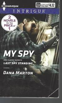 My Spy: An Anthology (HQ: Texas)