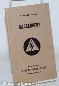 image of A handbook for messengers