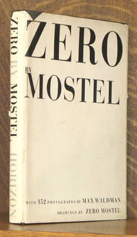 ZERO BY MOSTEL by  photos by Max Waldman Zero Mostel - First edition - 1965 - from Andre Strong Bookseller (SKU: 40062)
