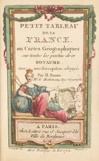 Petit Tableau de la France, ou Cartes Géographiques ou cartes geographiques sur toutes les...