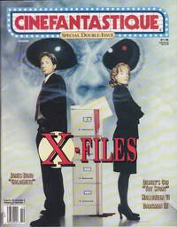 image of Cinefantastique October Volume 26 No. Volume 27 No. 1 Special Double Issue