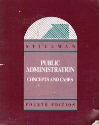 image of Public Administration: Concepts & Cases