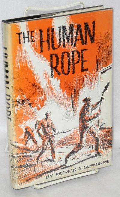 New York: Vantage Press, 1960. 177p., first edition, slightly edge worn dj. Pro-union, anti-communis...