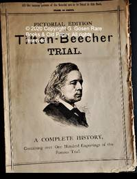 image of PICTORIAL EDITION OF THE Tilton – Beecher TRIAL.