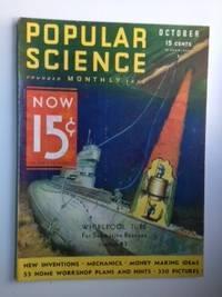 Popular Science Monthly October  1932