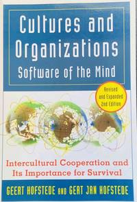 image of Cultures and Organizations: Software of the Mind