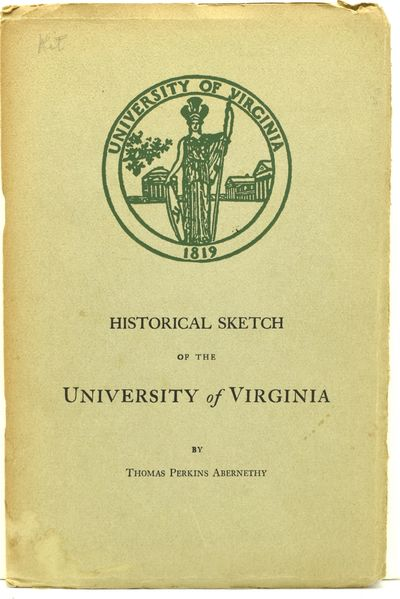 Richmond: Dietz Press, 1948. First Edition. Stapled Pamphlet. Very Good binding. Signed. This copy s...