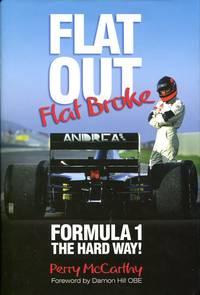 image of Flat Out, Flat Broke: Formula 1 the Hard Way!: Bk. H886