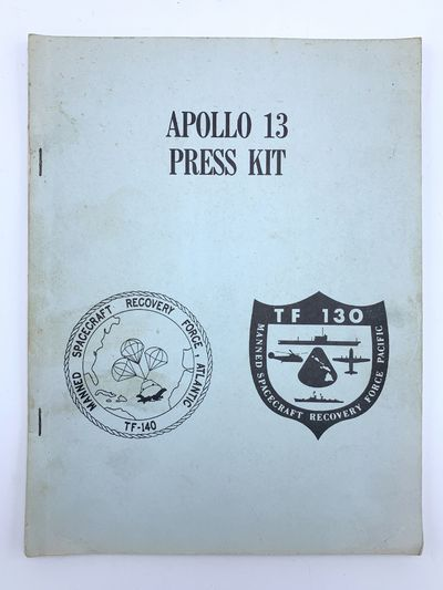 Norfolk, VA: Manned Spacecraft Recovery Force, Atlantic, 1970. A near-fine copy with some minor hand...