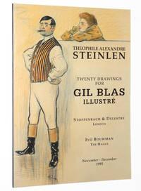 Theophile Alexandre Steinlen: Twenty Drawings for Gil Blas Illustre