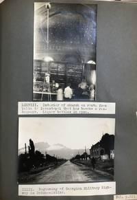 image of Soviet Tour 1936