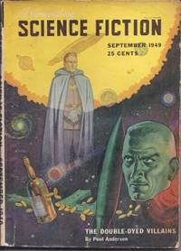 "ASTOUNDING Science Fiction: September, Sept. 1949 (""The Queen of Zamba"")"