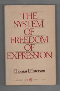 The System of Freedom of Expression
