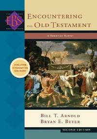 image of Encountering the Old Testament : A Christian Survey