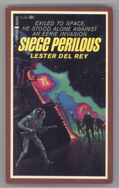 New York: A Lancer Book, 1966. Small octavo, pictorial wrappers. First edition. Lancer Books 73-468....
