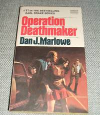 image of Operation Deathmaker #11 in the Earl Drake Series