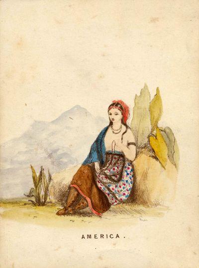 An Alphabet of Female Costume.