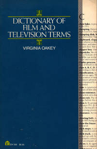 DICTIONARY OF FILM AND TELEVISION TERMS