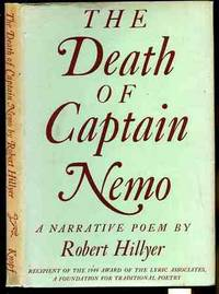image of THE DEATH OF CAPTAIN NEMO : A NARRATIVE POEM  (With Laid in Christmas Card  from Author)