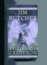 FURIES OF CLADERON:  Book One of the Codex Alera