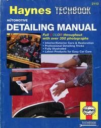 image of Haynes Automotive Detailing Manual