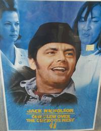 image of FULL SIZE MOVIE POSTER 'One Flew Over the Cuckoo's Nest', *SIGNED* BY CAST (REPRINT POSTER)