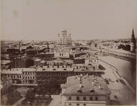 Виды Москвы (Views of Moscow) [RARE PORTFOLIO WITH 40 MOUNTED ALBUMEN PRINTS]