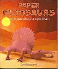 Paper Dinosaurs
