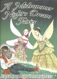 image of A Midsummer Night's Dream Fairies Paper Dolls
